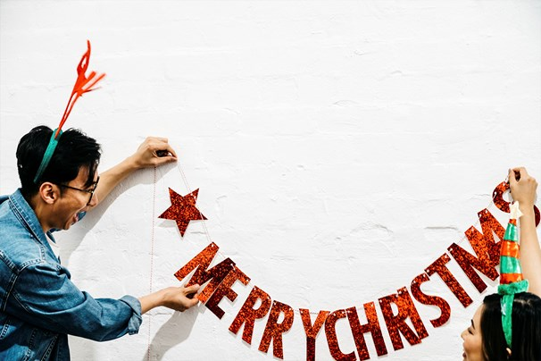 How to reduce your stress levels this Christmas