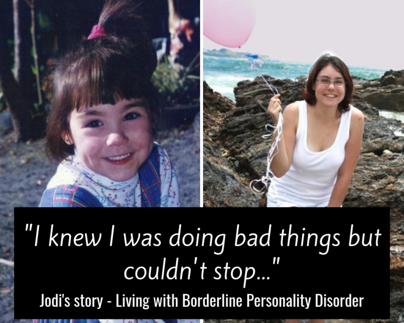 """""""I didn't want to be loved"""" – Childhood trauma & Borderline Personality Disorder"""